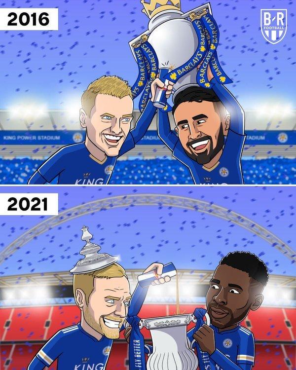 Kolejny historyczny sukces Leicester City