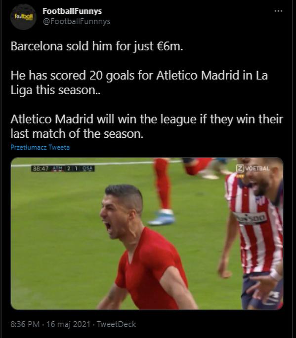 Właściwie to dlaczego Barca go sprzedała?