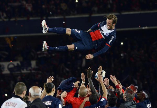 Tego dnia w 2013 roku David Bekcham rozegrał ostatni mecz w swojej piłkarskiej karierze