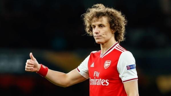 Oficjalnie: David Luiz po sezonie odchodzi z Arsenalu
