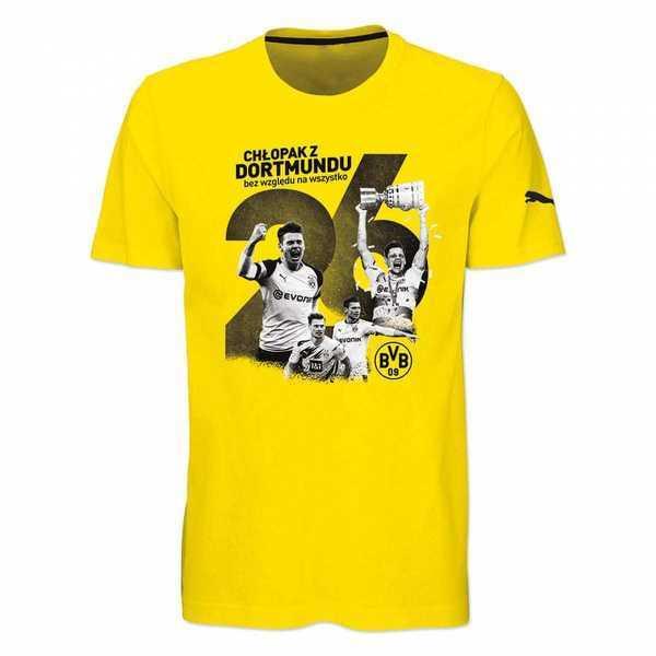 Borussia Dortmund wypuściła koszulkę na pożegnanie Łukasza Piszczka