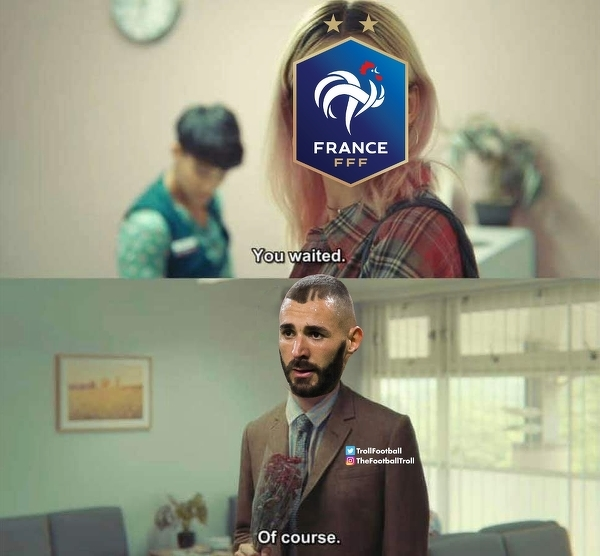 Powrót Benzemy do kadry narodowej