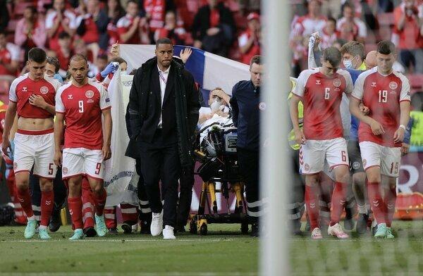 beIN Sports: Christian Eriksen żyje i jest w stabilnym stanie