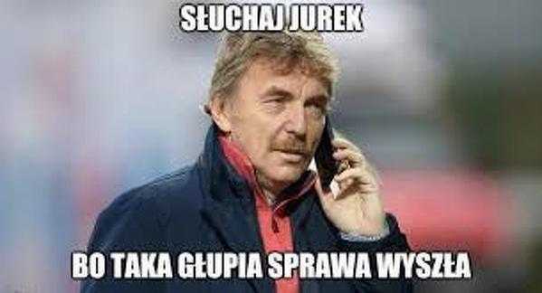 Tymczasem prezes Boniek