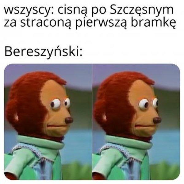 Bereszyński dał się ograć jak dziecko