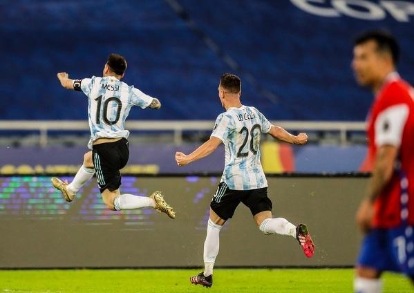 Leo Messi strzelił 57. gola z rzutu wolnego