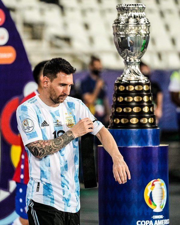 Tego trofeum brakuje Messiemu