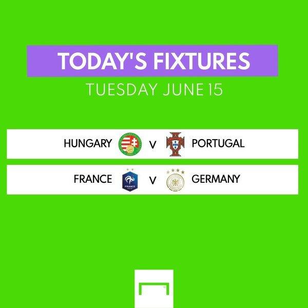 Dzisiaj czekają nas ciekawe mecze na EURO