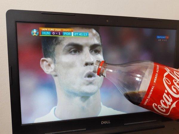 Zemsta Węgrów na Ronaldo