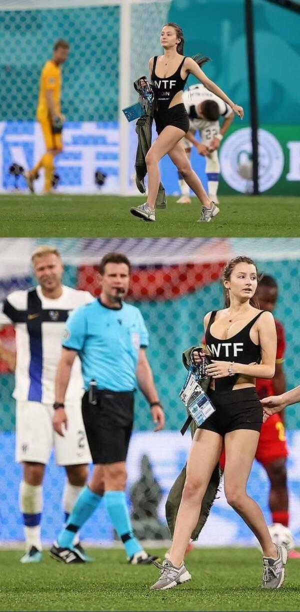Tymczasem podczas meczu Finlandia - Belgia