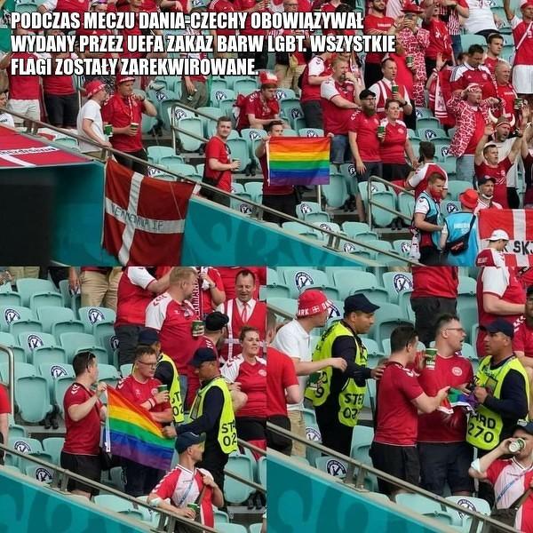 UEFA walczy z LGBT