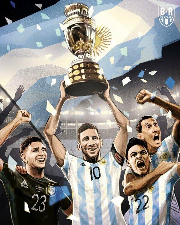 Argentyna zwycięzcą Copa America, pierwszy tytuł Messiego z reprezentacją