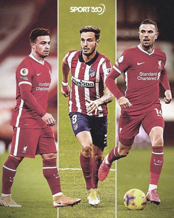 """Saul Niguez na celowniku Liverpoolu. """"The Reds"""" zaproponowali 40 mln € + Shaqiriego i Hendersona"""
