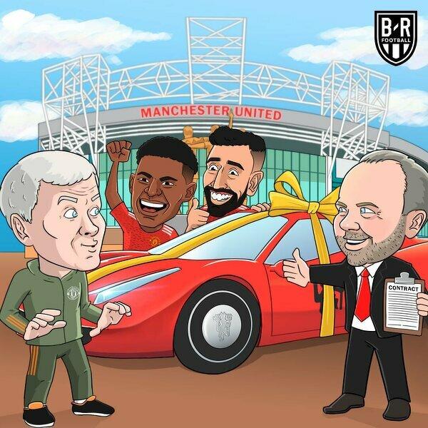Ole Gunnar Solskjaer podpisał nowy kontrakt z Manchesterem United