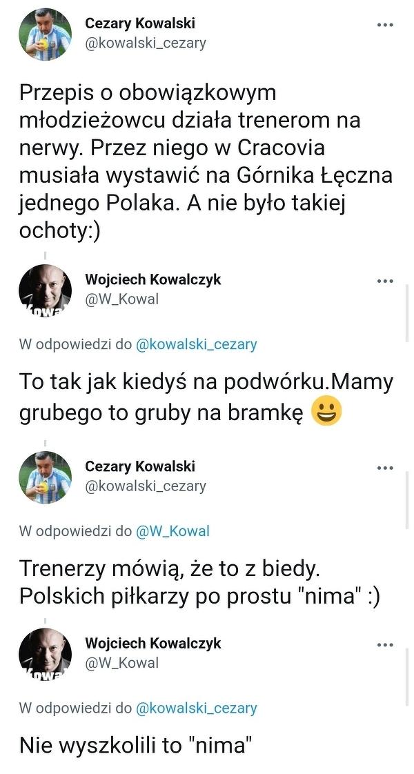 W Cracovii po staremu
