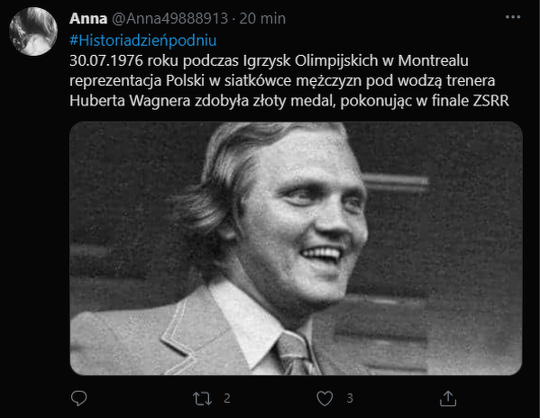 Wyjątkowy dzień w historii polskiej siatkówki