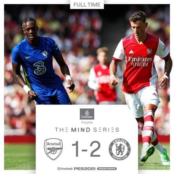 Chelsea wygrywa z Arsenalem w meczu sparingowym