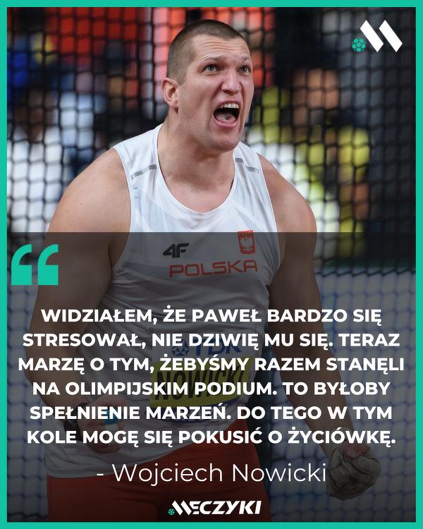 Paweł Fajdek i Wojciech Nowicki na podium? To by było coś!