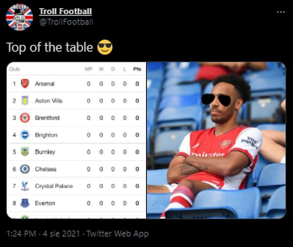 Nie śmiejcie się z Arsenalu