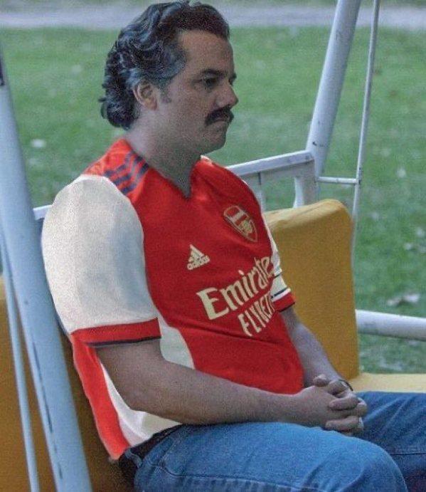 Typowy kibic Arsenalu...