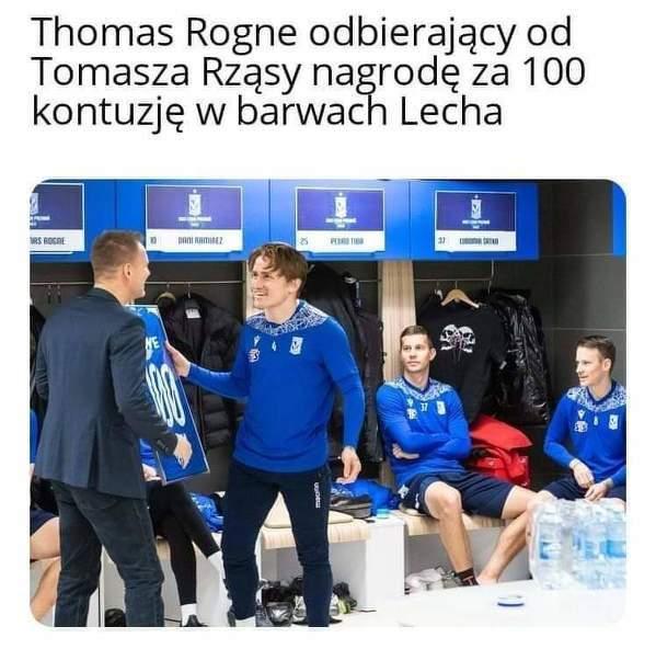"""Thomas Rogne obchodzi """"kryształowy"""" jubileusz"""
