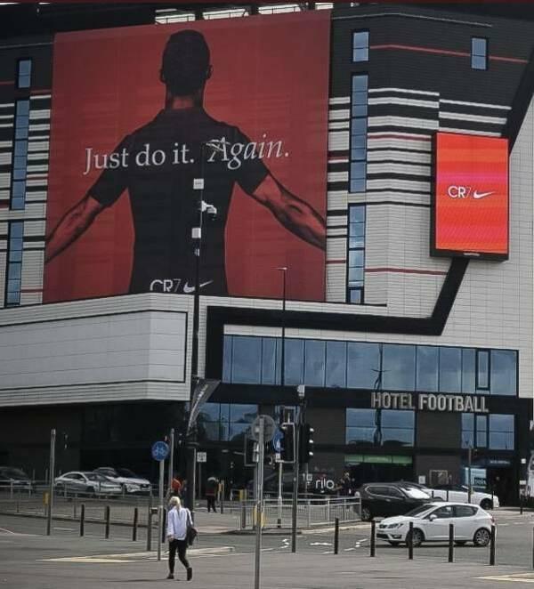 Manchester już czeka
