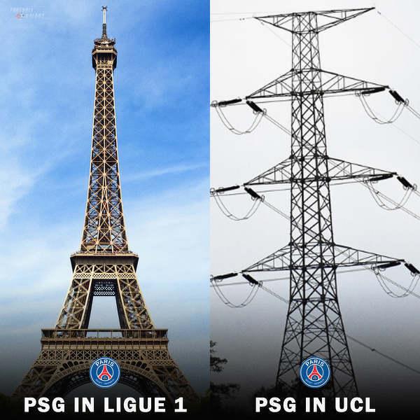 Dwa oblicza PSG