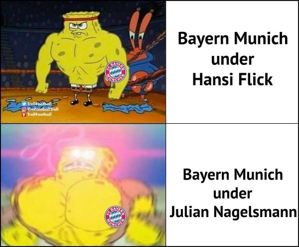 Nagelsmann ulepszył Bayern jeszcze bardziej