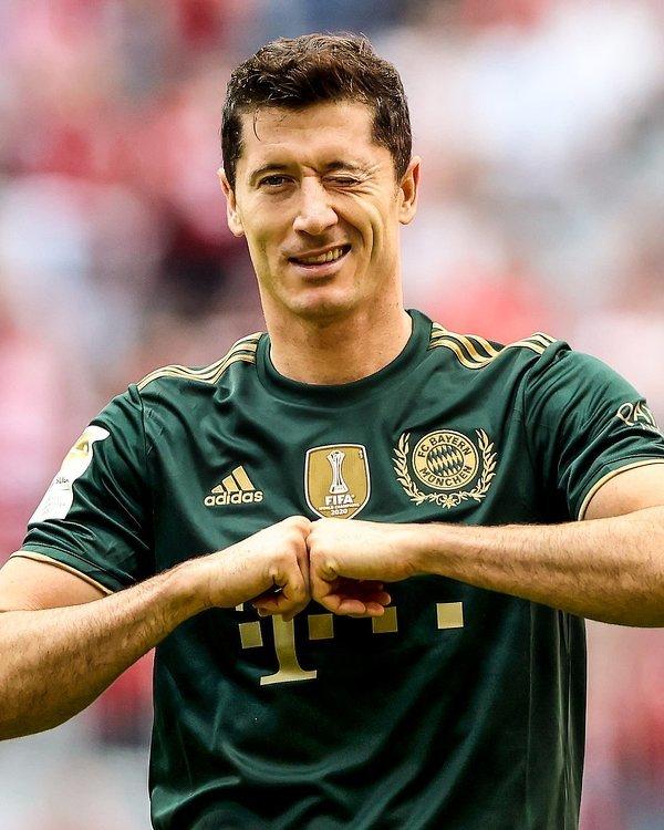 Jedyny piłkarz w historii Bundesligi, który strzelił w 13. domowych meczach z rzędu