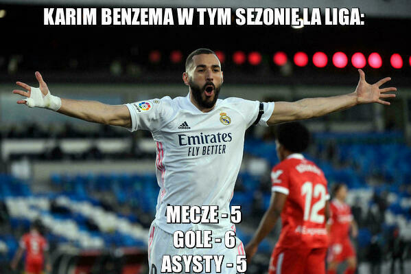 Najlepszy piłkarz La Liga?