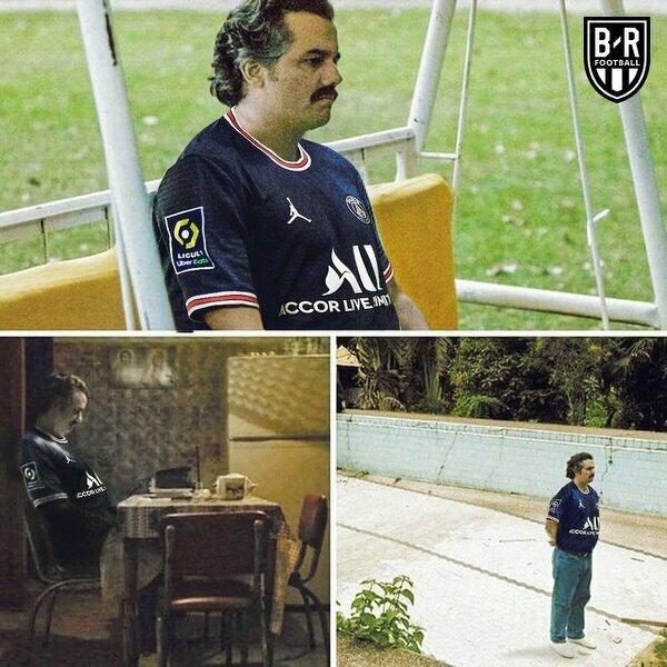 Kibice PSG w oczekiwaniu na gola Messiego