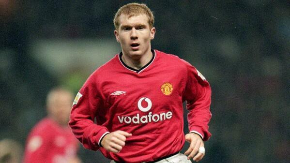 Tego dnia w 1994 roku Paul Scholes zadebiutował w Manchesterze United