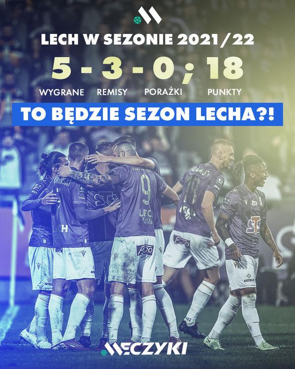 Czy Lech osiągnie sukces na stulecie?