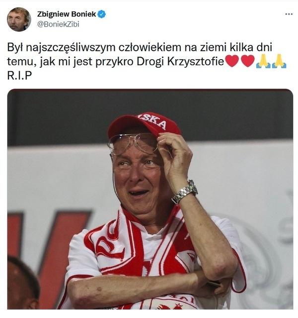 Zmarł tata Nicoli Zalewskiego