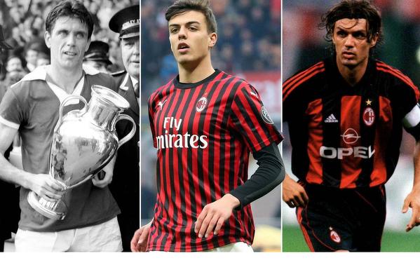 Daniel Maldini z pierwszą bramką dla Milanu w Serie A