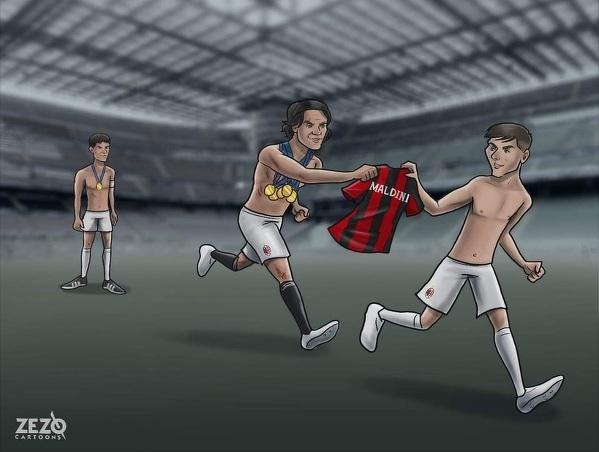 Kolejny Maldini zaczyna przygode z Ac Milan