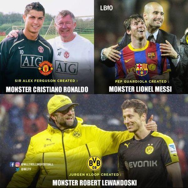 To trenerzy tworzą piłkarskie potwory