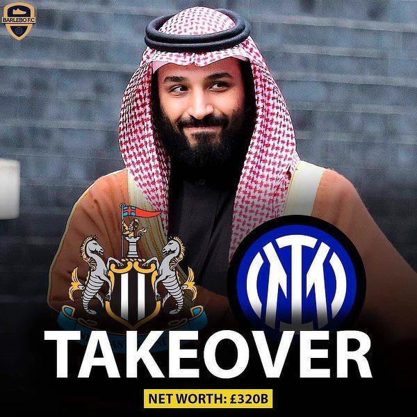 Inter Mediolan kolejnym klubem na celowniku Saudyjczyków