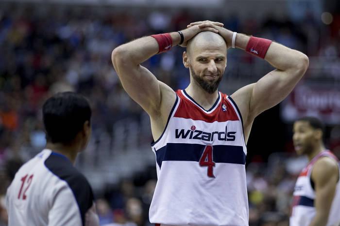 NBA: Wysoka porażka Wizards, słaby występ Gortata