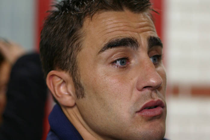 Fabio Cannavaro oficjalnie selekcjonerem Chin