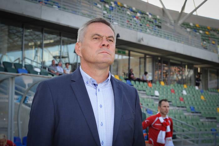 Zieliński: Piłkarze Śląska potrafią grać w piłkę