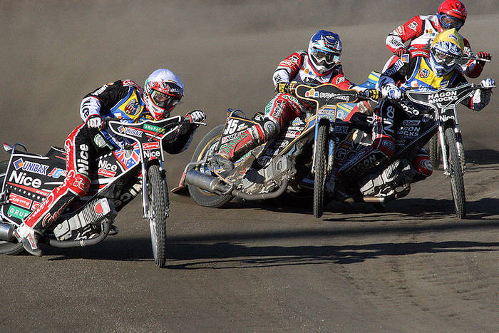 Madsen mistrzem Europy, Hampel i Lambert na podium