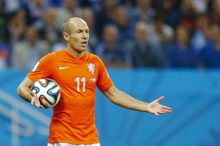 Arjen Robben kończy karierę w reprezentacji Holandii