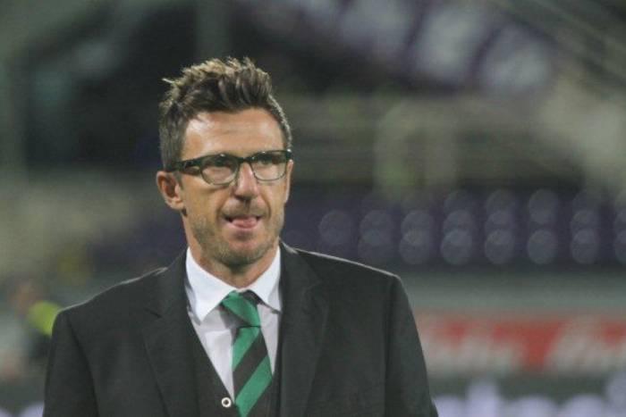 Di Francesco: Milan gra dobrą piłkę i jest zorganizowany na boisku