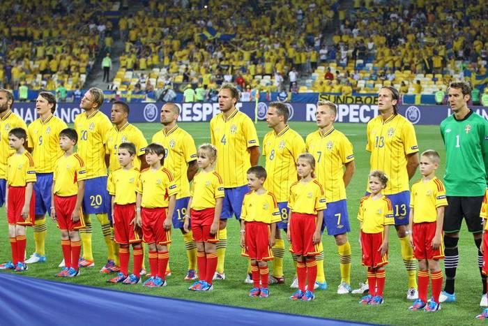 Szwecja pokonała Francję po golu z połowy boiska! [VIDEO]