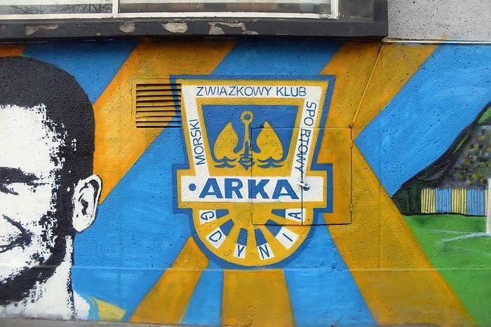 Arka nowym liderem I ligi