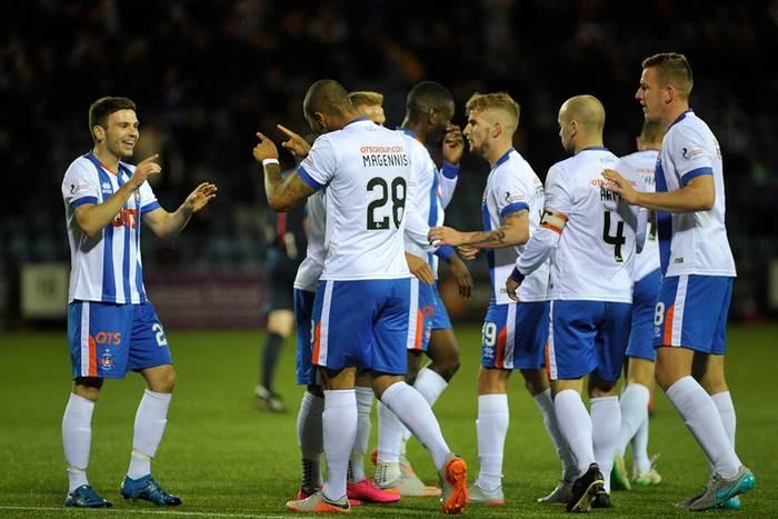 Szkocja: Kilmarnock utrzymał się w lidze