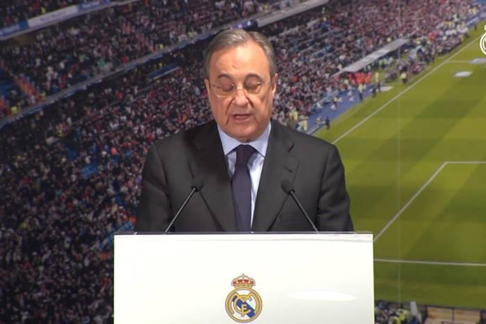 Marzenie Pereza? Ograć Barcelonę na stadionie Atletico w finale Ligi Mistrzów
