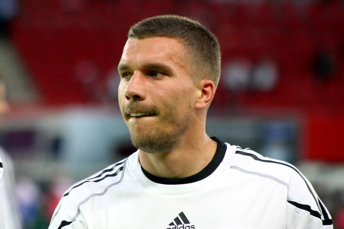 Lukas Podolski zagra w Turcji. Klub potwierdził transfer