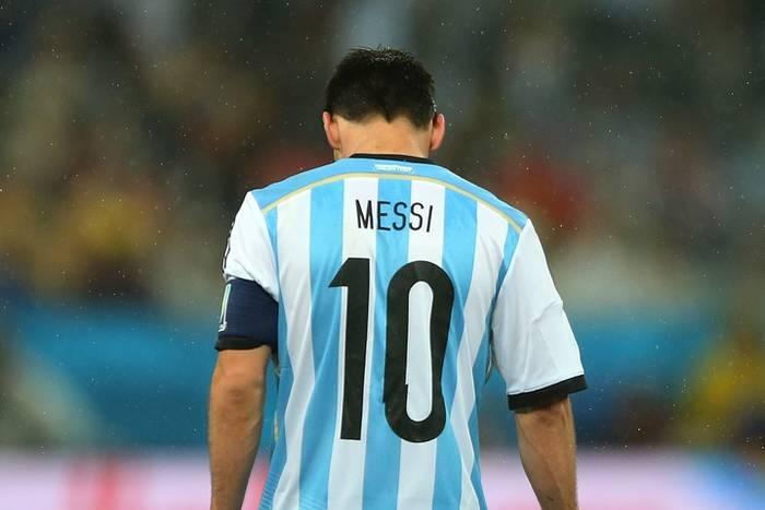 """""""Messi jest sfrustrowany brakiem sukcesów w reprezentacji"""""""